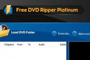 Free DVD Ripper Ultimate, un logiciel gratuit pour copier ses DVD a ala